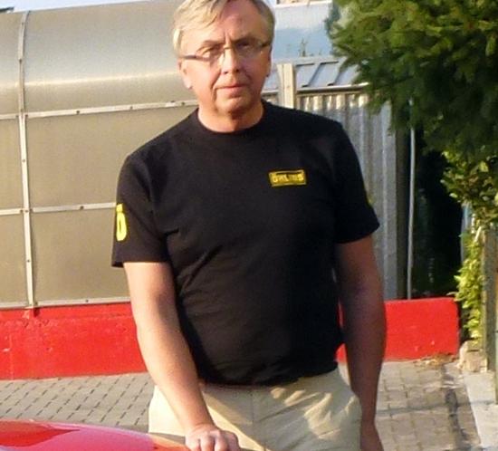 Ove Dahlberg - Hamek